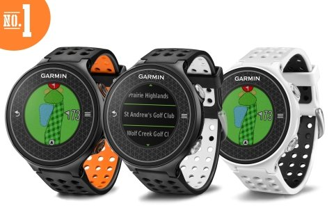 Garmin-Approach-S6-Golf-GPS-Watch
