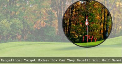 Rangefinder Target Modes – How Can They Benefit Your Golf Game?