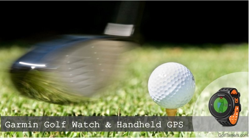Garmin Golf GPS's: We Review the Approach S20, S60 & G8 Devices