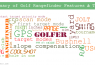 Glossary of Golf Rangefinder Features & Terminology