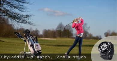 SkyCaddie Reviews: SkyCaddie Touch, CGT Watch & Linx GPS Watch