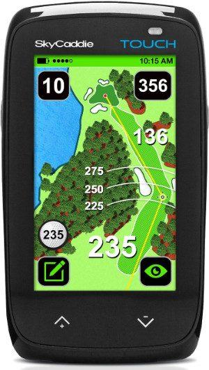 SkyCaddie Touch GPS Device