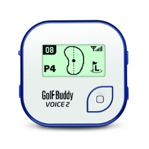 GolfBuddy Voice 2 front on