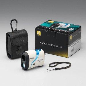 Nikon CoolShot 80 VR Rangefinder Package