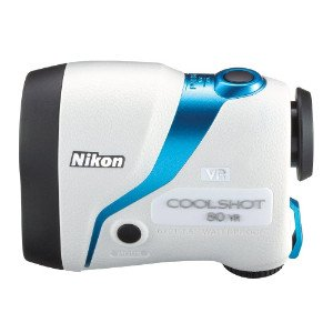 Nikon CoolShot VR Rangefinder side on