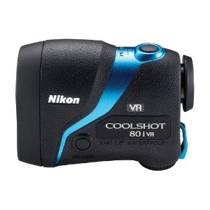 Nikon Coolshot 80i VR Rangefinder side on