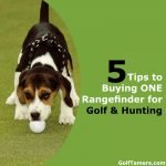 5 Tips for Buying One Rangefinder for Hunting and Golf