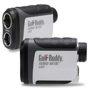 2 GolfBuddy LR7 Laser Rangefinders